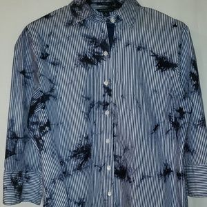 NWOT Westbound Petite Button Up Collar
